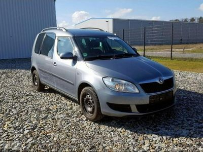 używany Skoda Roomster Roomster I1.2 Style Plus Edition benz. 86KM 2011