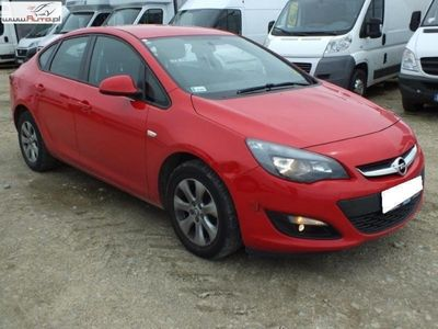 używany Opel Astra Astra 1.4dm3 140KM 2015r. 81 402km1.4 Benzyna+ LPG, FV 23%, Gwarancja!