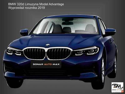 używany BMW 320 SERIA 3 d Limuzyna Model Sport Line, Radom