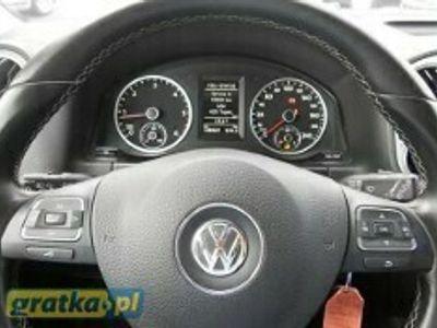 używany VW Tiguan I 2.0 TDI 4Mot. Sport DSG