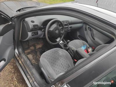używany Seat Toledo 2 1.8 20v zerwany pasek rozrządu
