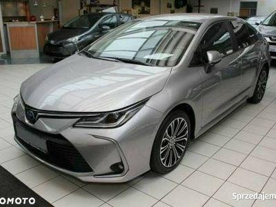 używany Toyota Corolla 1,6 Comfort Pakiet Tech, Najem - rata 990zł najniższa cena E21 (2019-)