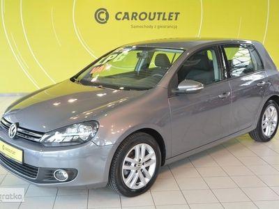 używany VW Golf VI Highline, LPG, f-a VAT, 12 m-cy gwarancji