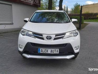 używany Toyota RAV4 2dm 152KM 2013r. 121 000km