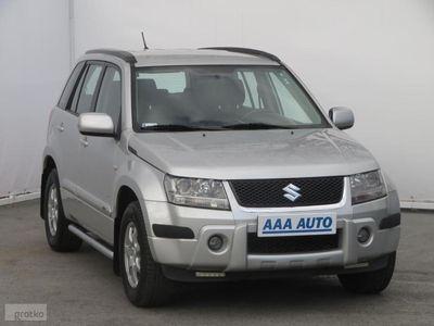 używany Suzuki Grand Vitara II Salon Polska, Serwis ASO, 4X4, Klimatronic, Parktronic,