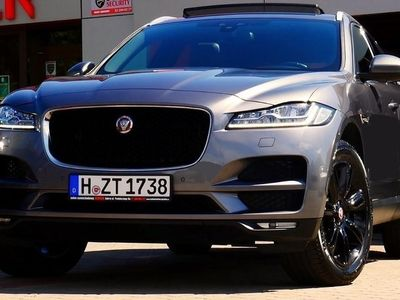używany Jaguar F-Pace 3,0d 300 PS Panorama*Virtual*Komforty*Meridian*DVD