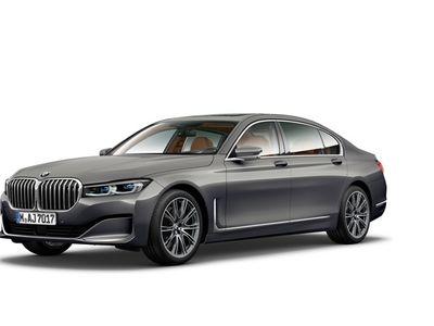 używany BMW 740 7 Series SedanL d xDrive
