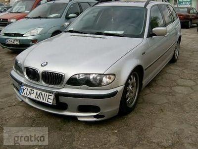 używany BMW 320 SERIA 3 IV (E46)