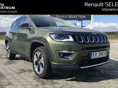 używany Jeep Compass COMPASS1.4 TMair Limited 4WD S&S aut