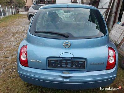 używany Nissan Micra 2010r! Benzyna!