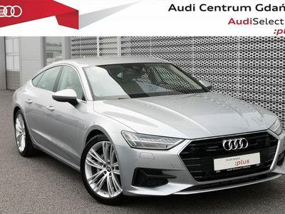 używany Audi A7 3dm 286KM 2018r. 10 977km
