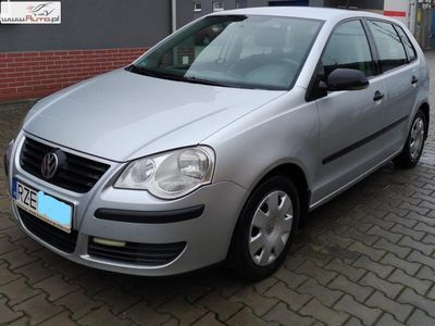 używany VW Polo 1.4dm3 75KM 2005r. 247 000km IV 16V
