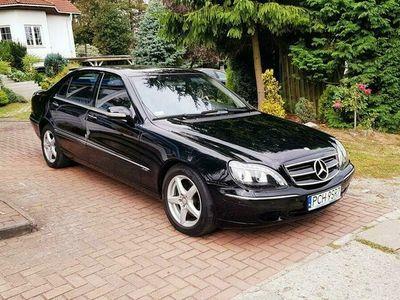 używany Mercedes S400 4dm 2002r. 270 000km