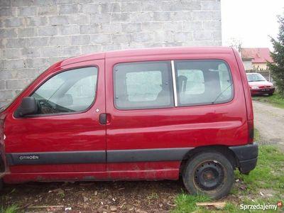używany Citroën Berlingo CAŁY LUB NA CZĘŚCI