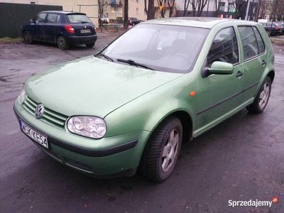 używany VW Golf IV 1.4