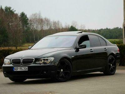 używany BMW 740 3.9dm 258KM 2004r. 265 232km
