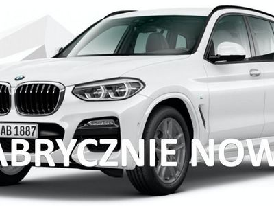 używany BMW X3 G01 (2017-)
