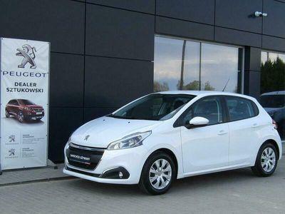 używany Peugeot 208 I 1.2 PureTech Active Salon PL Gwarancja Dealer Vat23%