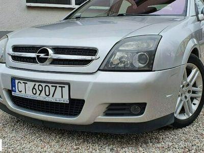 używany Opel Vectra 2.2dm 125KM 2003r. 229 000km
