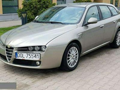 używany Alfa Romeo 159 1.9dm 160KM 2007r. 113 000km