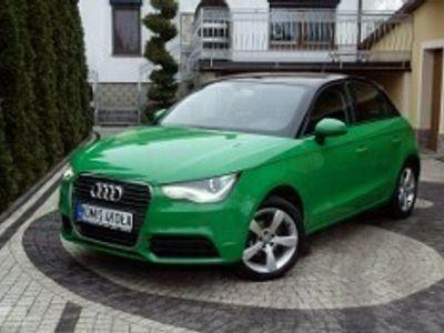 używany Audi A1 1.2dm 86KM 2014r. 116 000km