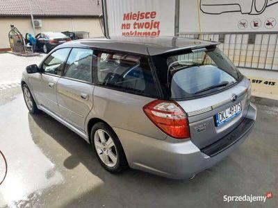 używany Subaru Legacy kombi 2009 4X4 bezwypadkowy pełne wyposażenie