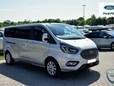 używany Ford Tourneo rabat: 18% (37 108 zł) 2.0 EcoBlue 130km AT6 Titanium 2021