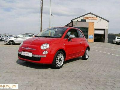 używany Fiat 500 1.2dm 69KM 2013r. 108 400km