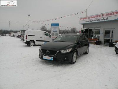 używany Mazda 6 2dm3 145KM 2016r. 63 000km Salon Polska f-vat gwa. 1 rok