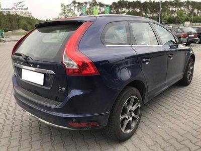 used Volvo XC60 2dm3 150KM 2016r. 174 000km D3*Ocean Race*automat*TFT*navi*skóra*serwis w ASO *gwarancja
