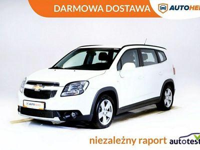 używany Chevrolet Orlando DARMOWA DOSTAWA, 7 os Navi, Klima auto, kierownica wielofunkcyjna