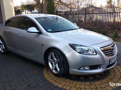 używany Opel Insignia 2.0 160KM Salon PL, OPC, krajowy, oferta prywa