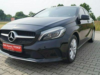 używany Mercedes A180 1.6dm 122KM 2016r. 117 000km