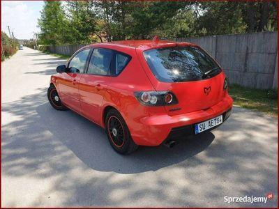 używany Mazda 3 2008 r_1.6_Klima_Elektr_Tempomat_Tuning_Wydech Sport_Opł z Niemiec