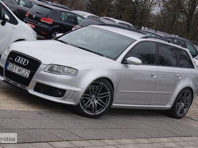 używany Audi RS4 RS4 II (B7)420KM QUATTRO Skóra Navi Xenon Zarejestrowany