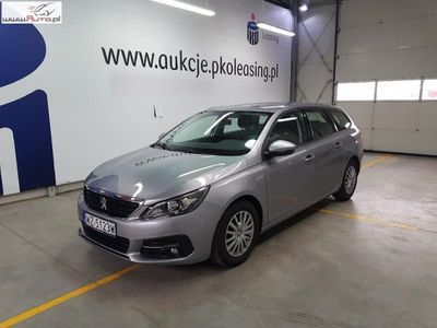 used Peugeot 308 308 SW 1.6dm3 120KM 2018r. 21 539kmSW 1.6 BlueHDi Business Line