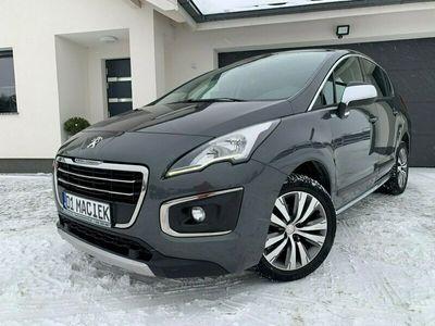 używany Peugeot 3008 BENZYNA 130PS, SALON POLSKA, FV23%, ORYGINAŁ, GWARANCJA! I (2009-2016)