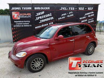 używany Chrysler PT Cruiser !! BIAŁOŁĘKA !! 2.1 Diesel, 2002 rok produkcji !!KOMIS TYSIAK!!