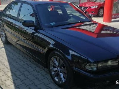 używany BMW 735 e38Lpg, Shadowline, Alu 17