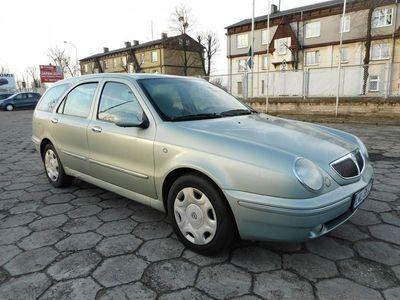 używany Lancia Lybra 1.7dm 131KM 2000r. 132 000km