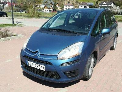 używany Citroën C4 Picasso 1.6dm 110KM 2010r. 162 000km