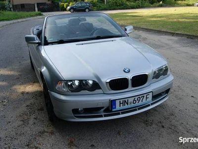 używany BMW 318 Cabriolet