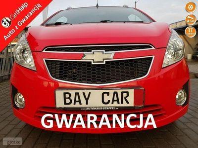 używany Chevrolet Spark II (M300) 1.2 82 KM Ładny 100% Przebieg Z Niemiec Opłaty Gwarancja Zapraszamy, Pabianice