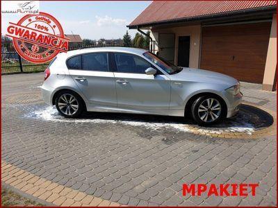 brugt BMW 116 1.6dm3 116KM 2006r. 183 000km 2006 r_1.6_M-PAKIET_Czarny Sufit_Skóra_Alu_Fotel Comfort_Opł z Niemiec