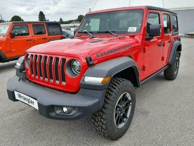 używany Jeep Wrangler Unlimited Rubicon 2,0 272 KM