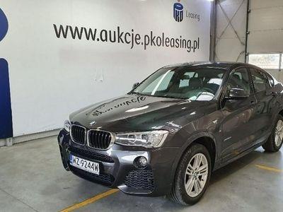 używany BMW X4 X4 I [F26]xDrive20d Edycja M Sport aut, Grzędy