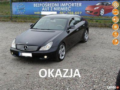 używany Mercedes CLS320 C219 3.0 224KM