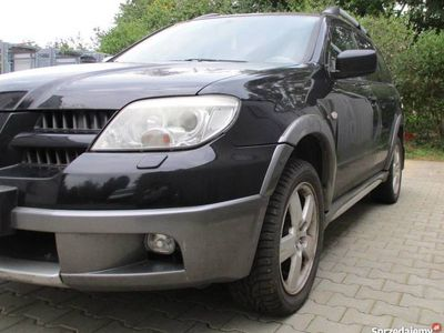używany Mitsubishi Outlander 2,4 INTENSE 2004r. Benzyna