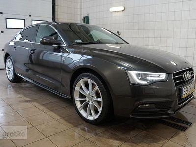 używany Audi A5 II 2,0 TDI 190 KM, 122 Tys.km, S Line, Automat