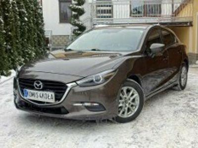 używany Mazda 3 2dm 165KM 2017r. 67 000km